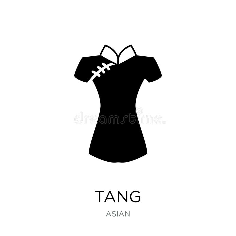 Tang icon in trendy design style. tang icon isolated on white background. tang vector icon simple and modern flat symbol for web. Site, mobile, logo, app, UI royalty free illustration