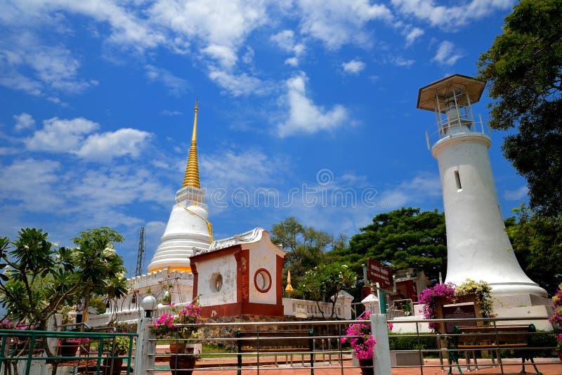 Tang Kuan Hilltop, Songkhla, Tailandia fotografía de archivo libre de regalías