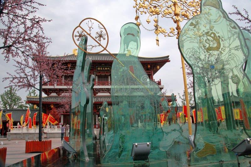 Tang Paradise foto de archivo libre de regalías