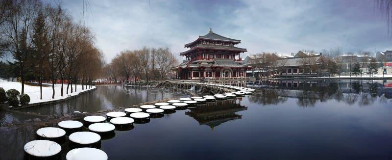 Tang Paradise fotos de archivo libres de regalías