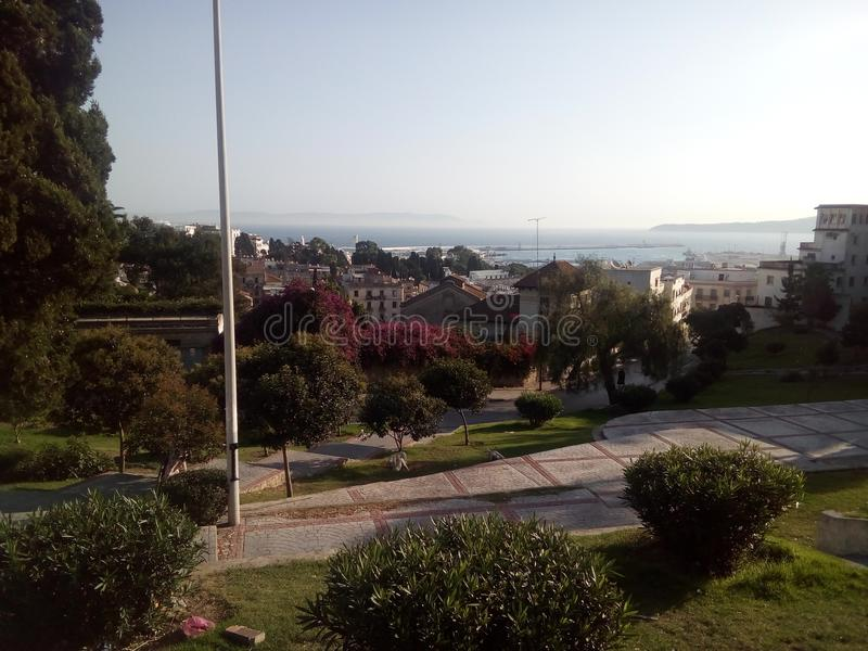 Tanger стоковое изображение rf