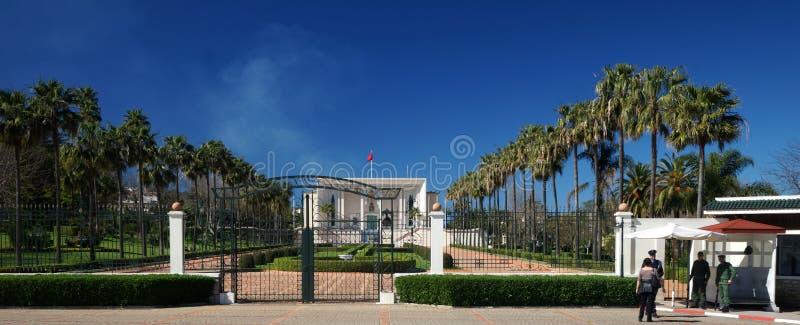Tangeri Royal Palace immagine stock libera da diritti