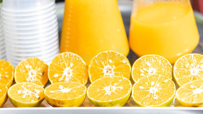 Tangerine, tangerine που είναι προς πώληση στοκ φωτογραφία με δικαίωμα ελεύθερης χρήσης