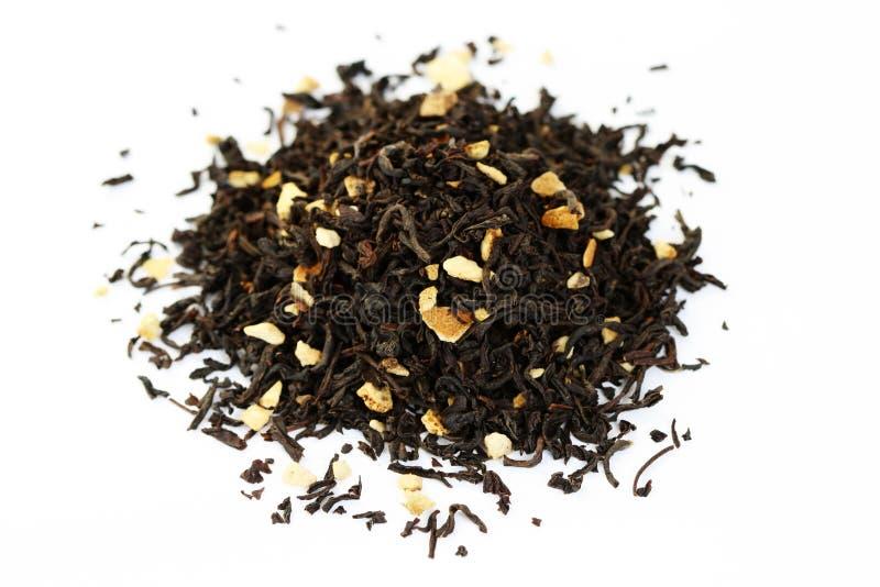 tangerine τσάι στοκ φωτογραφίες με δικαίωμα ελεύθερης χρήσης