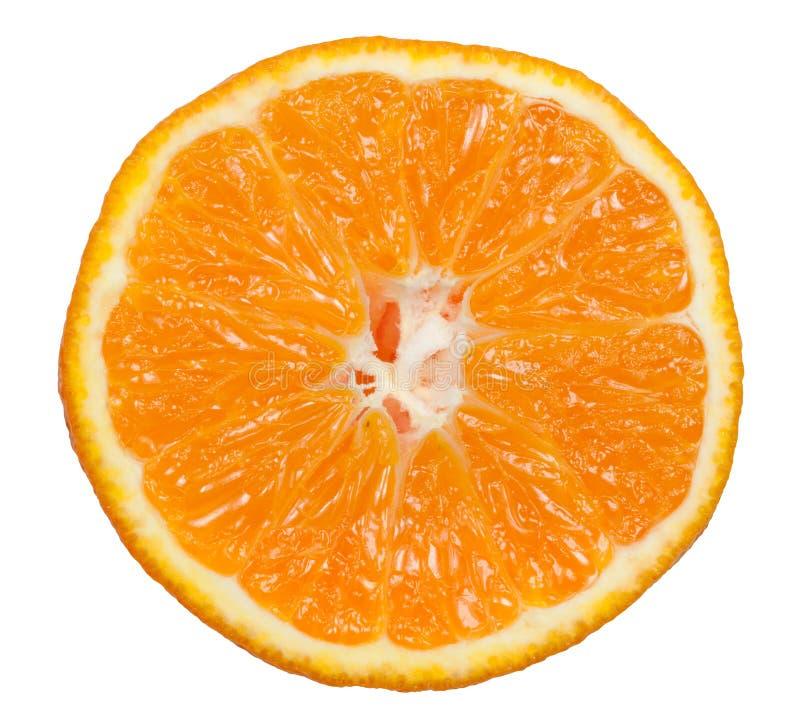 Download Tangerine stock photo. Image of healthy, fruit, half - 18318908