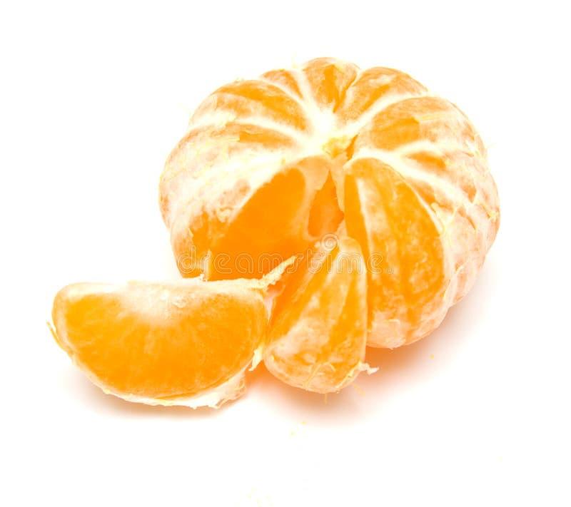 Tangerine stockbild