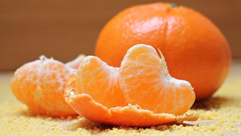 Клементин, плод, Tangerine, апельсин мандарина стоковые фотографии rf