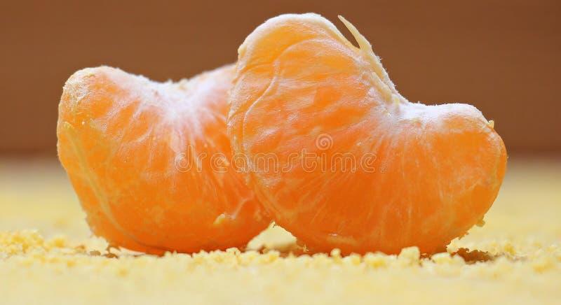 Клементин, Tangerine, апельсин мандарина, плод стоковая фотография
