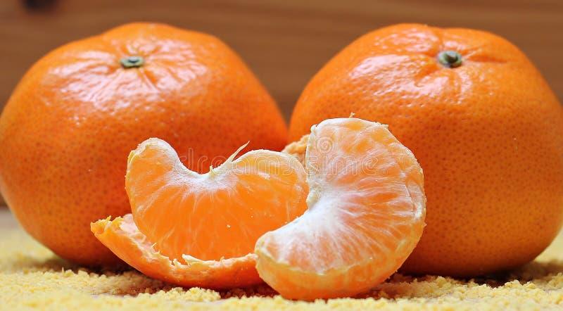 Плод, естественная еда, Tangerine, Клементин стоковые фото