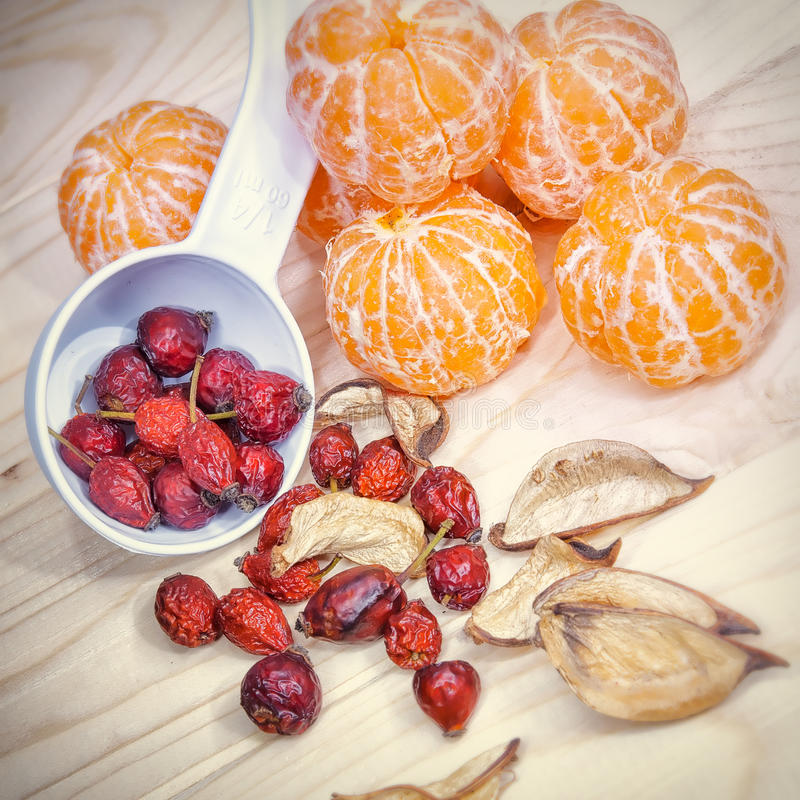 Download Tangerine and haw stock image. Image of juicy, tangerine - 23978711