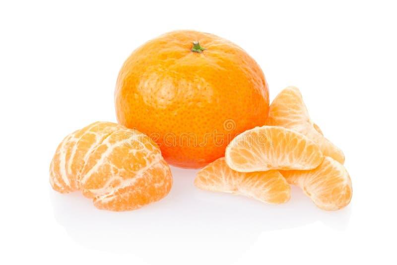 Tangerine orange stock photo