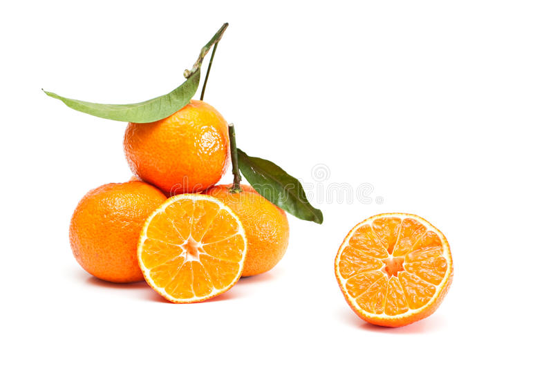 Download Tangerines stock image. Image of diet, pile, health, clean - 16981083