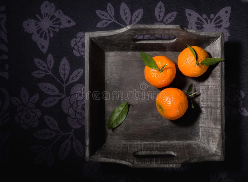 Download Tangerines stock photo. Image of organic, rural, harvest - 22028546