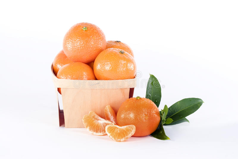 Tangerines - horizontal stock photos