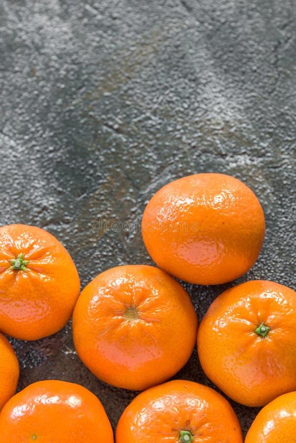 tangerines royaltyfri bild