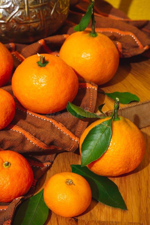 Tangeryny w Maroku zdjęcia royalty free