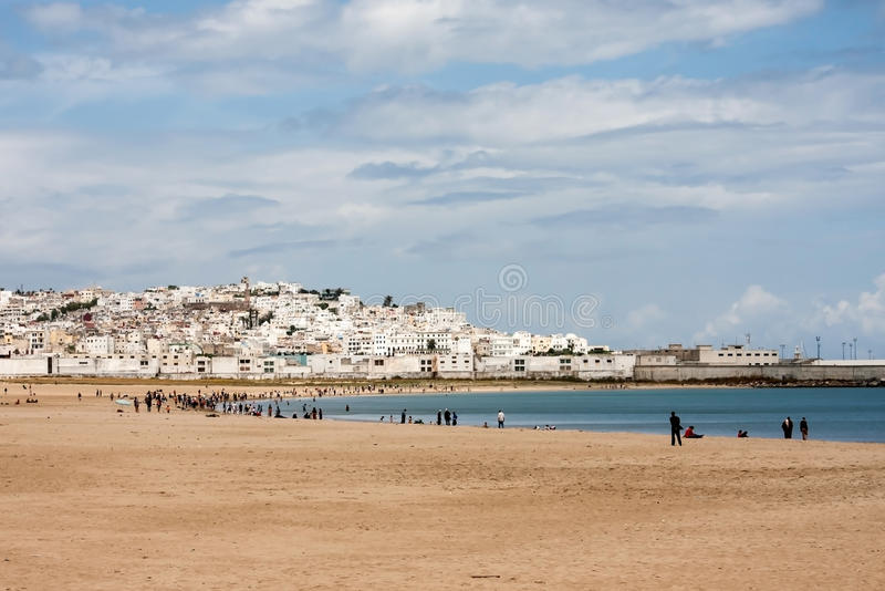 Tangier Μαρόκο στοκ φωτογραφίες