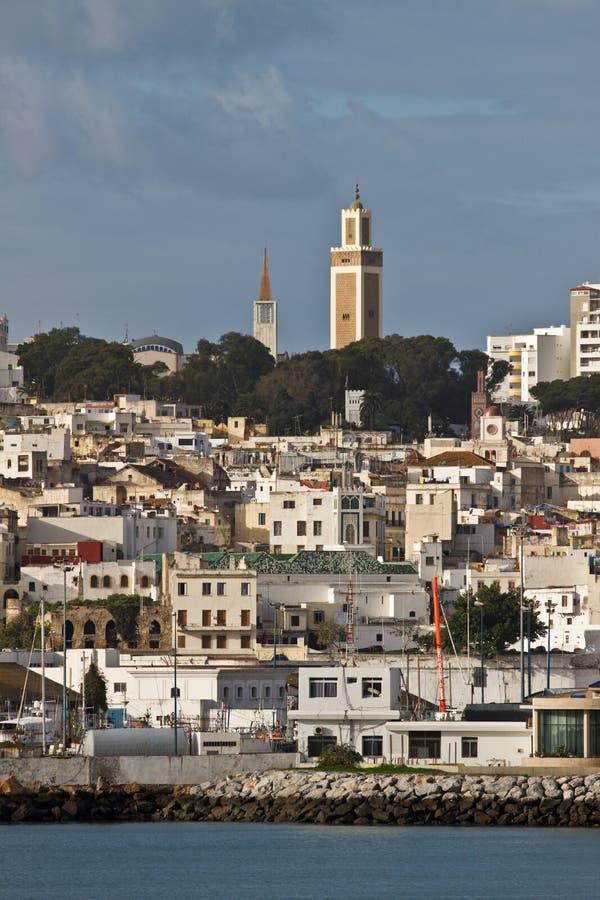 Tangier royaltyfria foton