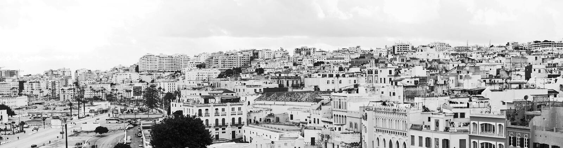 Tangier, Maroko fotografia royalty free