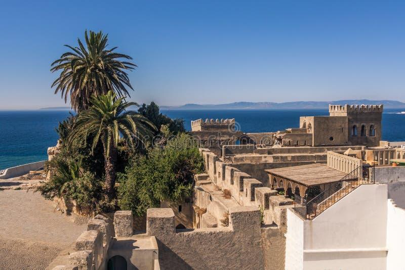 Tangiers medina arkivfoto