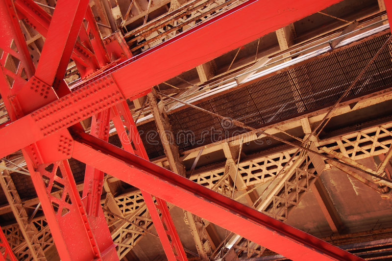 Download Tangled Iron stock photo. Image of build, texture, metal - 3560474