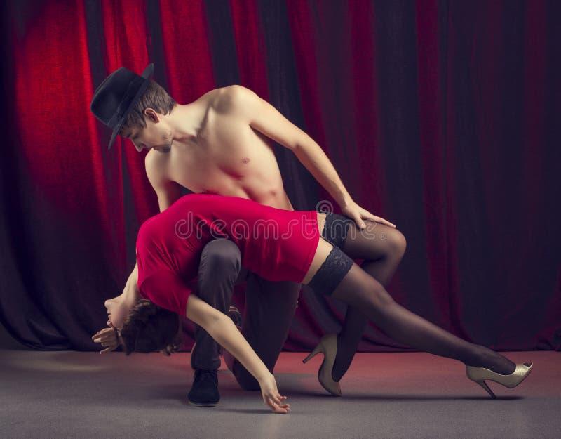 Tango. photo libre de droits