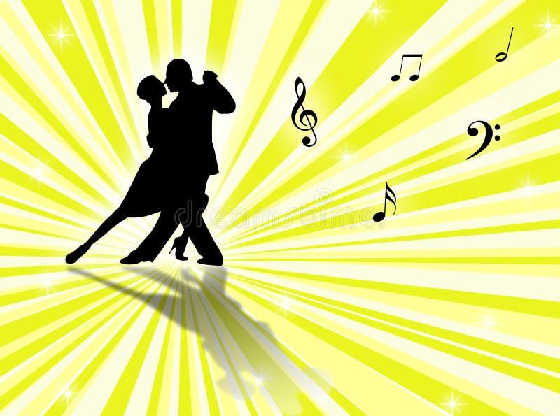 tango ilustracja wektor
