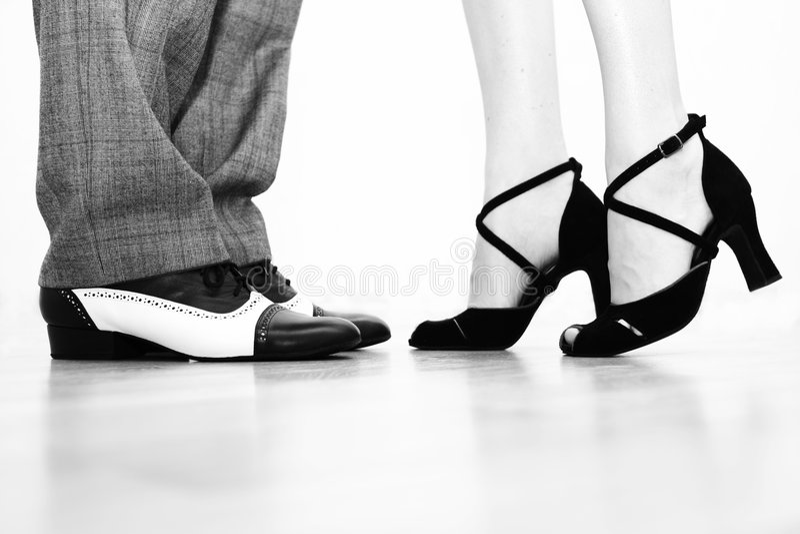 Tango foto de stock