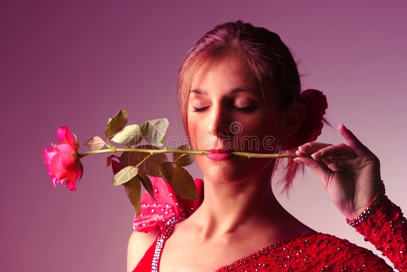 tango royaltyfri fotografi