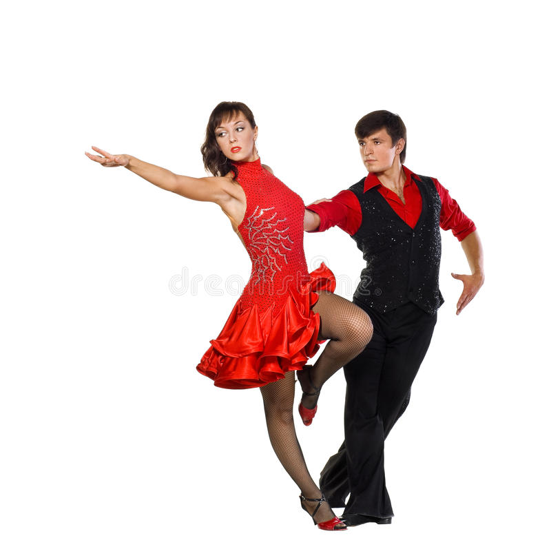 Download Tango Dancers Royalty Free Stock Images - Image: 16214259