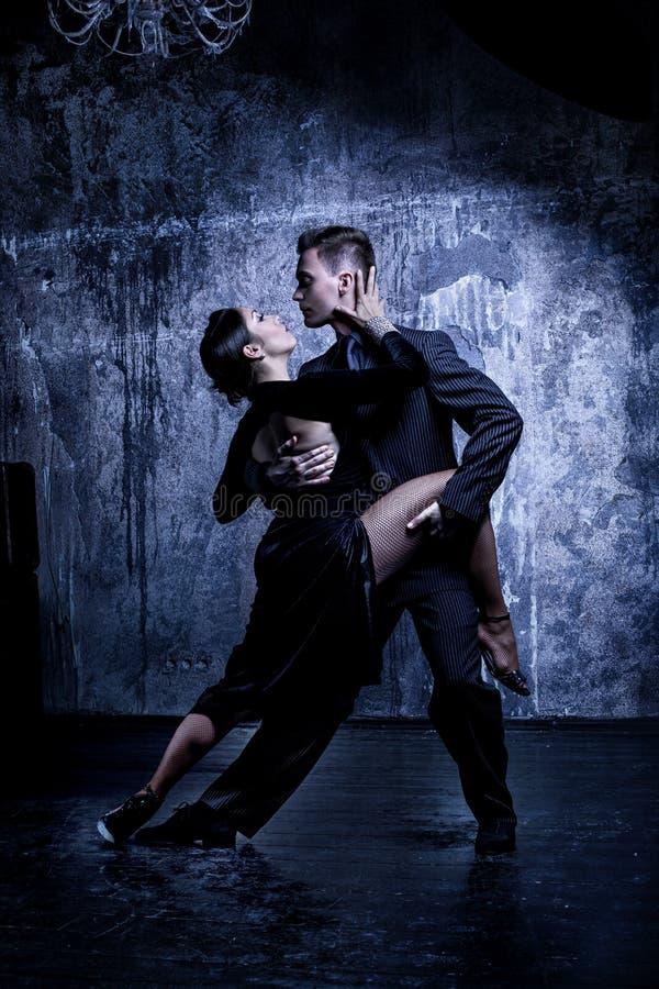 Tango de Argentina foto de archivo