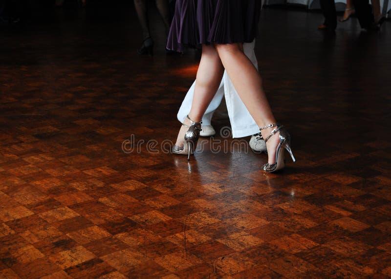 Tango em Londres fotos de stock royalty free