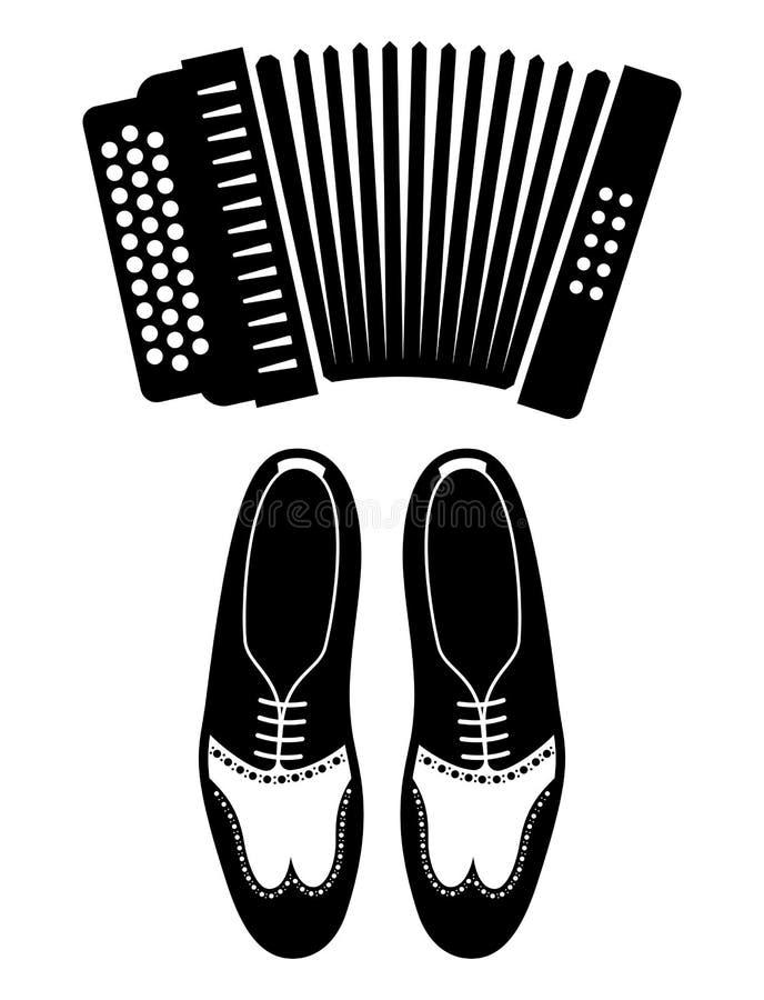 Tango vector illustration