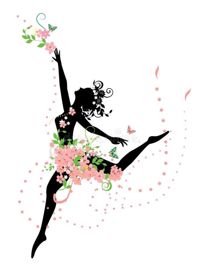 taniec ilustracja wektor