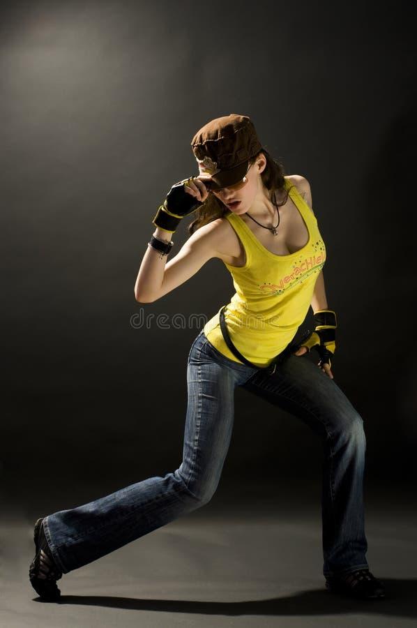 taniec nowoczesny zdjęcia stock
