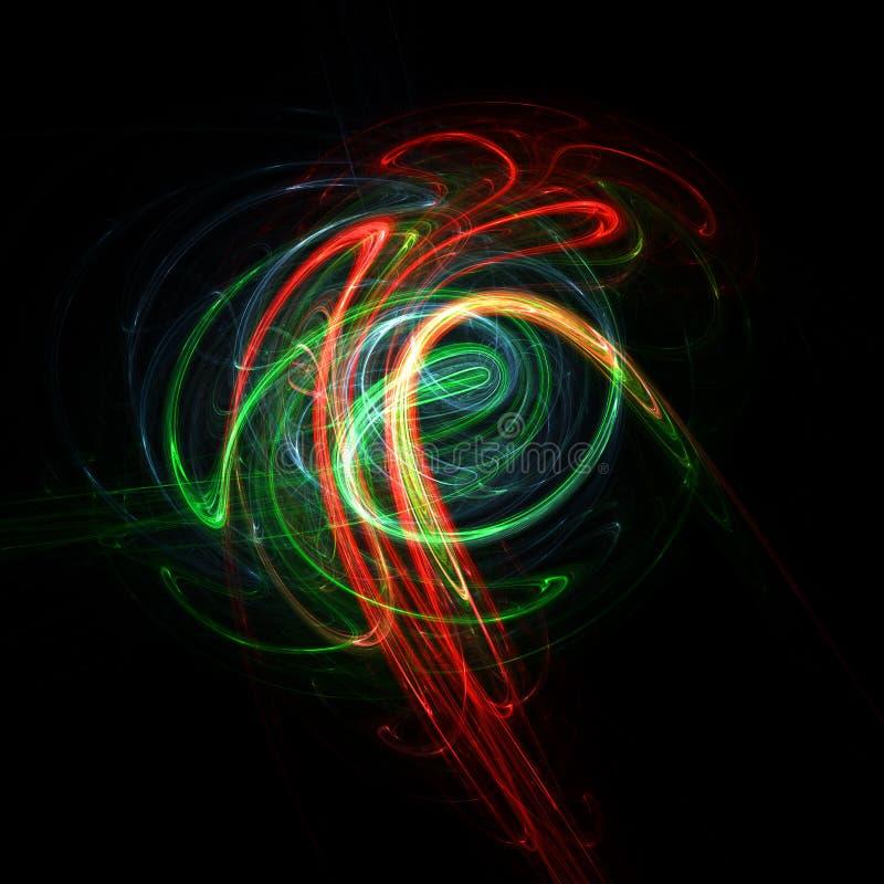 taniec oleju ilustracja wektor