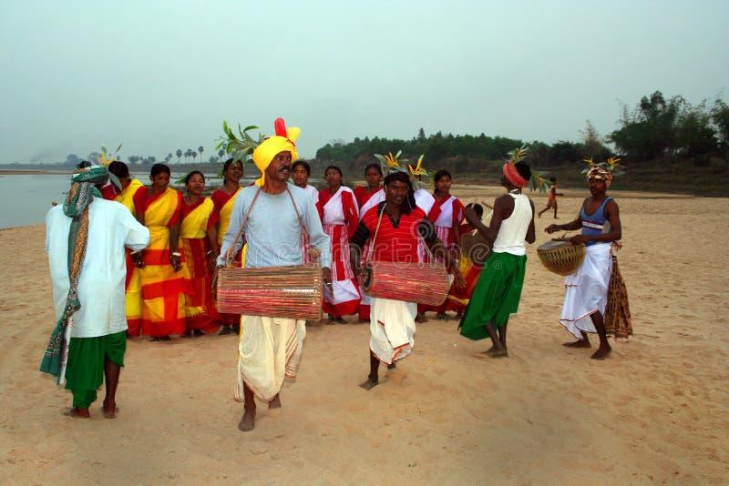 taniec plemienny zdjęcie stock