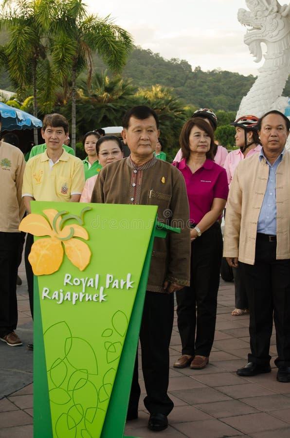 Tanin Subhasaen, Chiang Mai Governor Editorial Image
