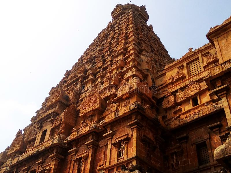 Tanjore royalty free stock image