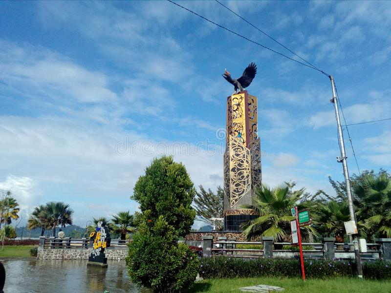Tanjung Selor zdjęcia stock