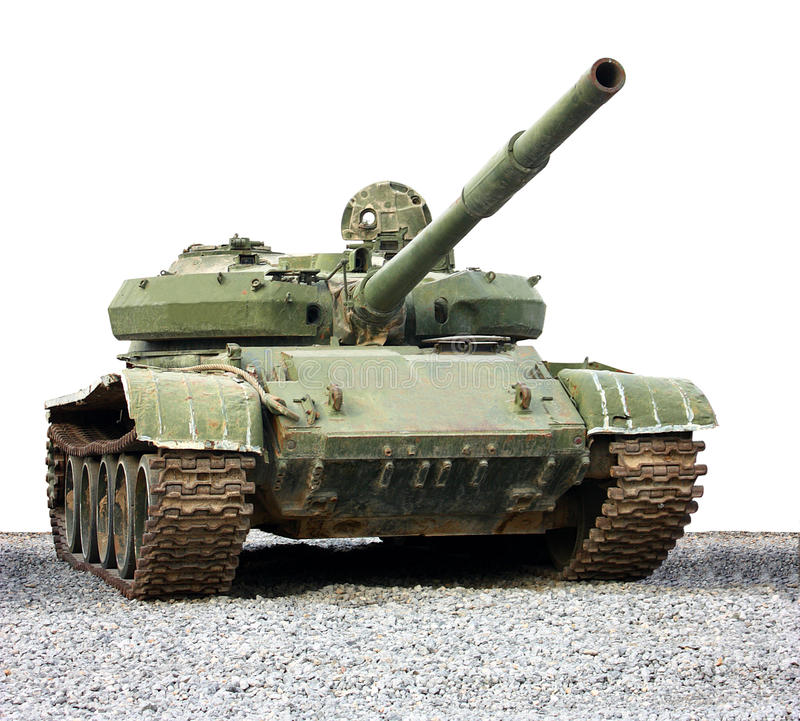 A tank royalty free stock photo