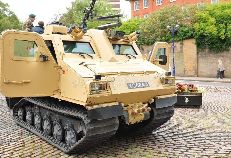 Tank Editorial Image