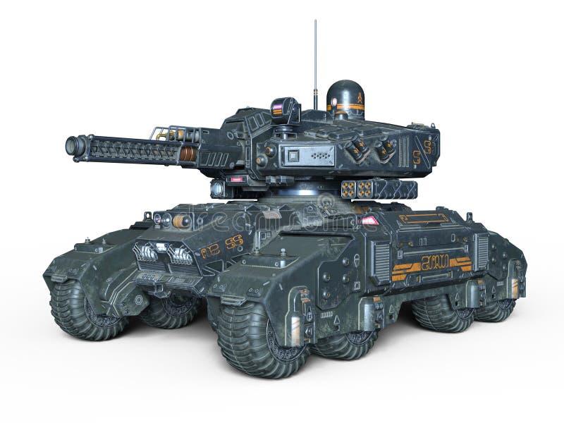 tank illustrazione di stock