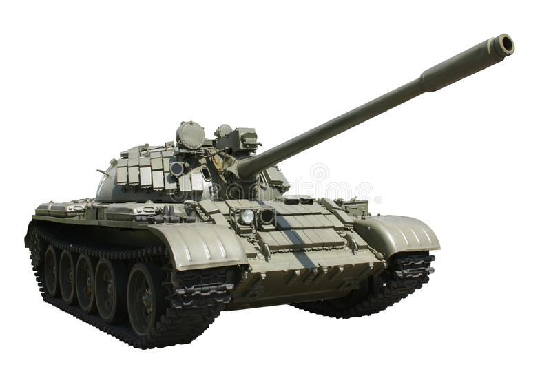 Download Tank isolated stock photo. Image of battle, machine, protection - 10397364