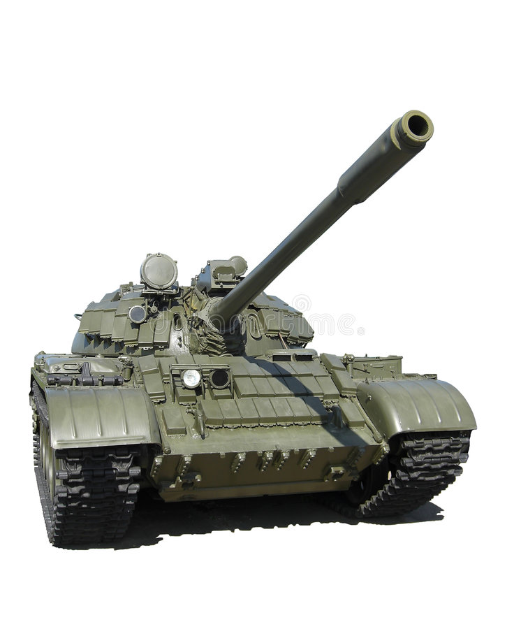 Free Tank Isolated Stock Photos - 7910363