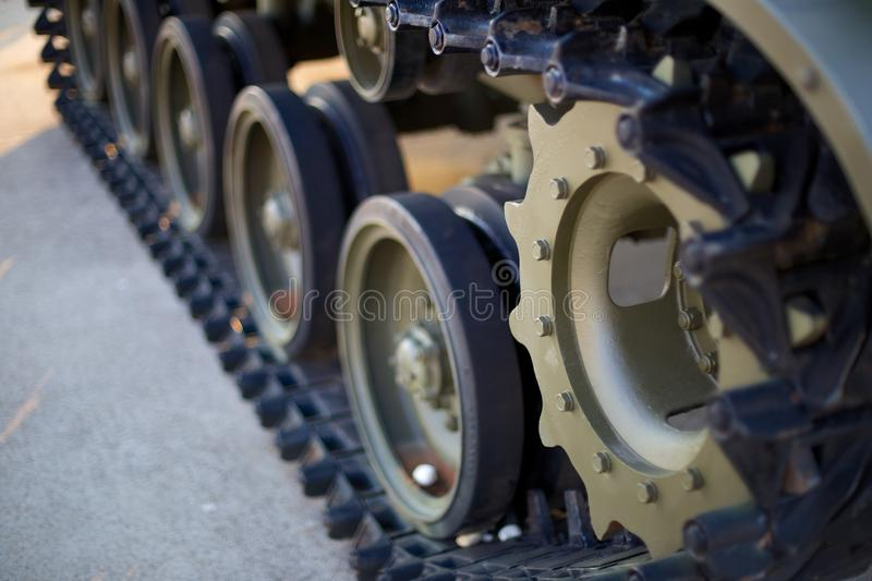 Download Tank Tread stock image. Image of military, memorial, wheels - 39504023