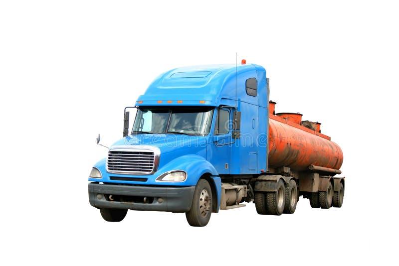Tank truck stock image