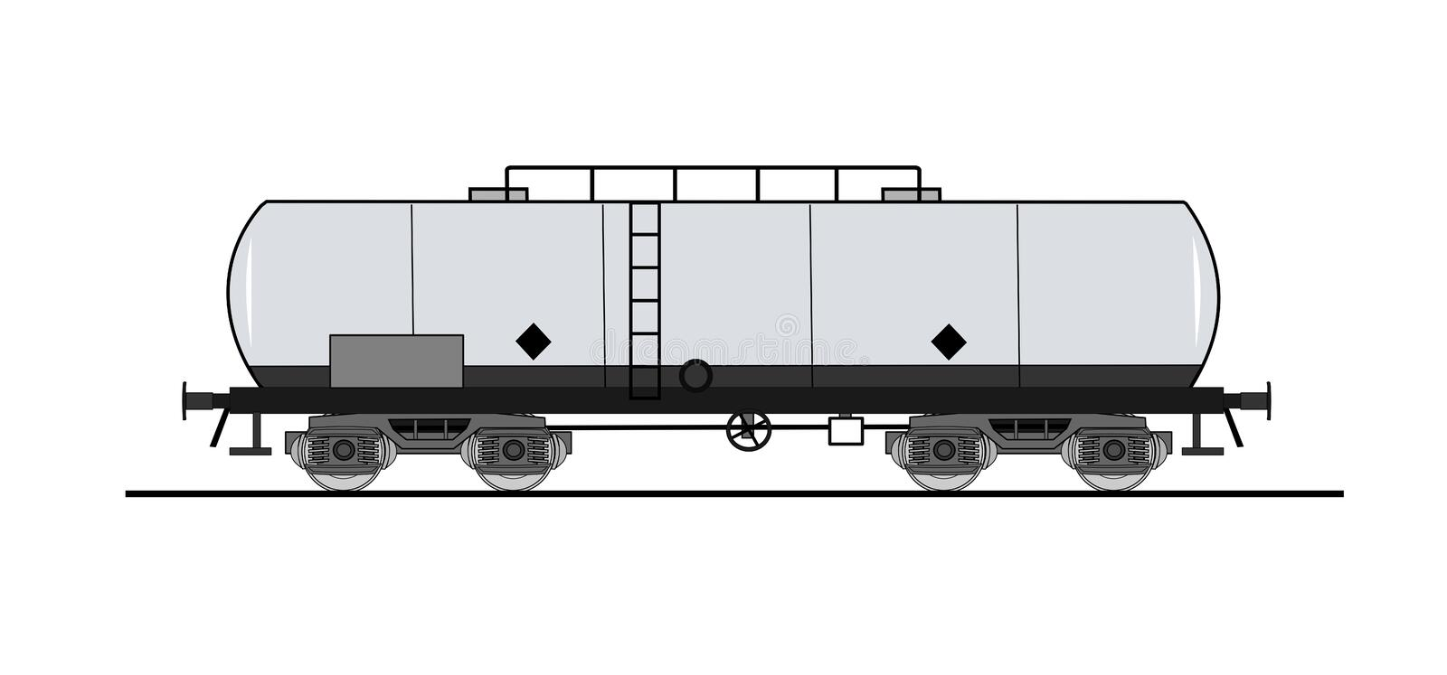 Download Tank Wagon Royalty Free Stock Photo - Image: 16557955