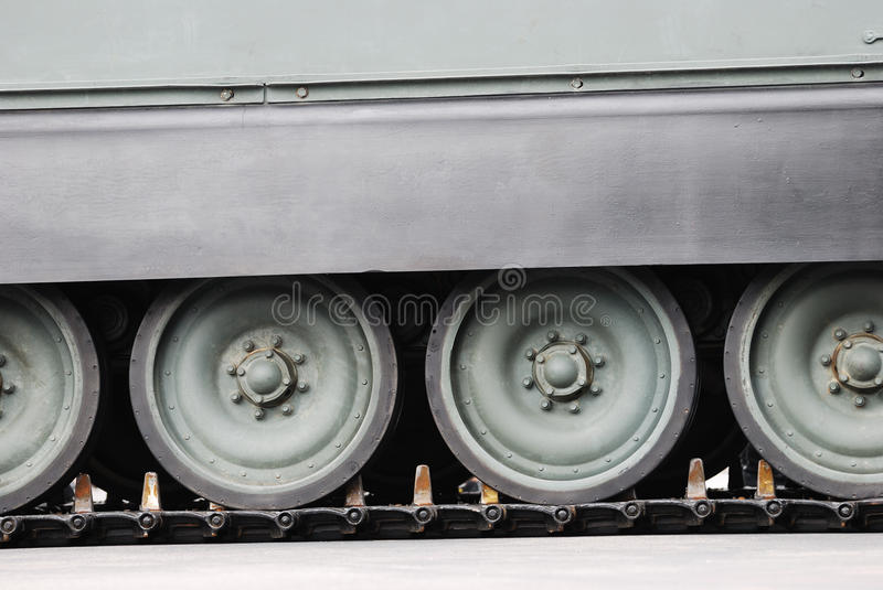 Download Tank Wheels stock photo. Image of resistant, road, vehicle - 21660292