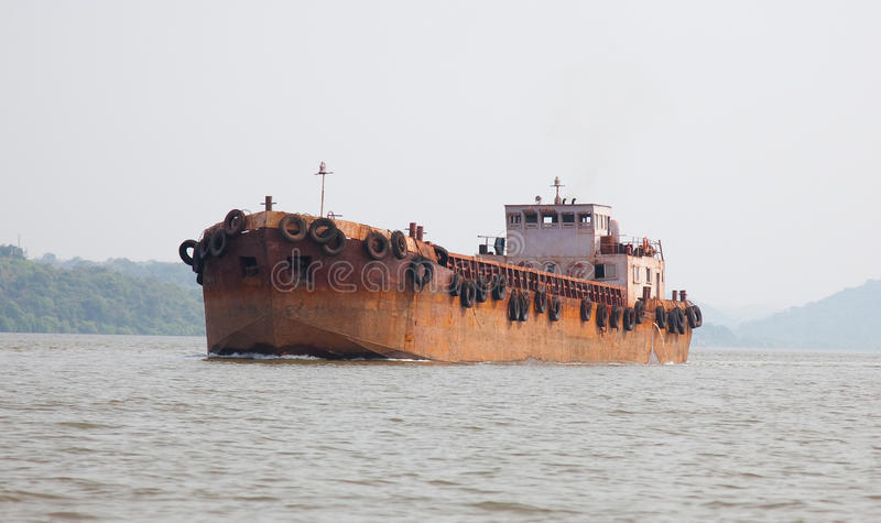 Download Tanker stock photo. Image of stern, freight, nautical - 12843188